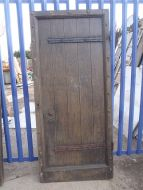 Reclaimed Oak Door