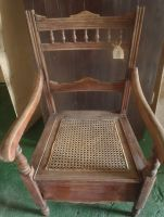 Wooden Seat/comode