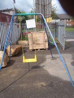 New Childs Swing (boxed)