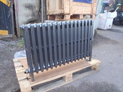Renovated Cast Iron Radiator