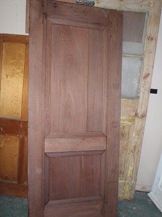 Solid Wood Pine Door